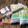 はじめての土づくり③:肥料の量を計算しよう